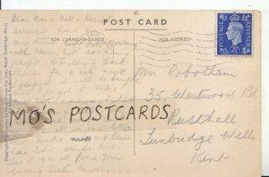 Genealogy Postcard - Robotham - Rusthall - Tunbridge Wells - Kent - Ref 8906A
