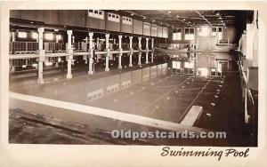 Swimming Pool Swimming Unused
