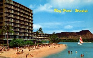Hawaii Waikiki Beach Diamond Head and Reef Hotels