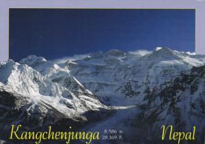 Kangchenjunga , Nepal , PU-1991