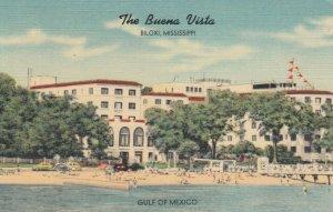 BILOXI, Mississippi, 1930-40s; The Buena Vista