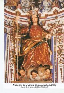 Postal 029915 : Virgenes Nuestra Se?ra de la Aurora