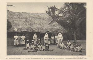 DAHOMEY , Africa , 1910s ; Nuns & Mission