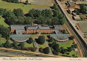 South Carolina Greenville The Shrine Hospital
