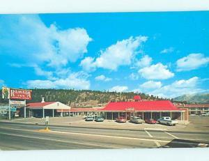 Unused Pre-1980 RAMADA MOTEL Flagstaff Arizona AZ c1888
