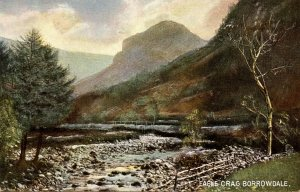 UK - England, Eagle Crag, Borrowdale