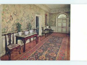 Unused Pre-1980 MUSEUM SCENE Winterthur - By Wilmington Delaware DE hs9707-12