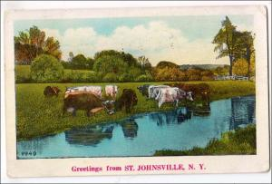 Greetings from St Johnsville NY