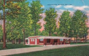 Indiana Muncie Heekin Park
