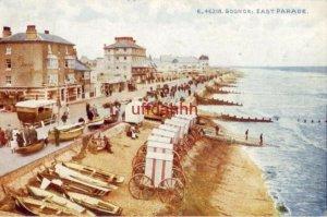 BOGNOR WEST SUSSEX ENGLAND UK EAST PARADE CELESQUE SERIES 1916