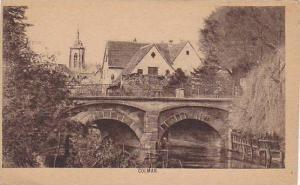 Bridge, The Lauch, Colmar (Haut-Rhin), France, 1900-1910s
