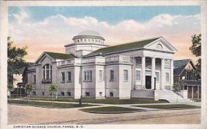 North Dakota Fargo Christian Science Church