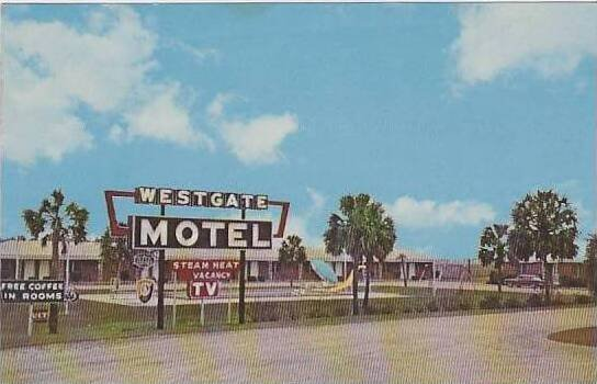 Florida Perry Westgate Motel