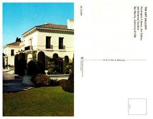 The Art Gallery, San Marino, California