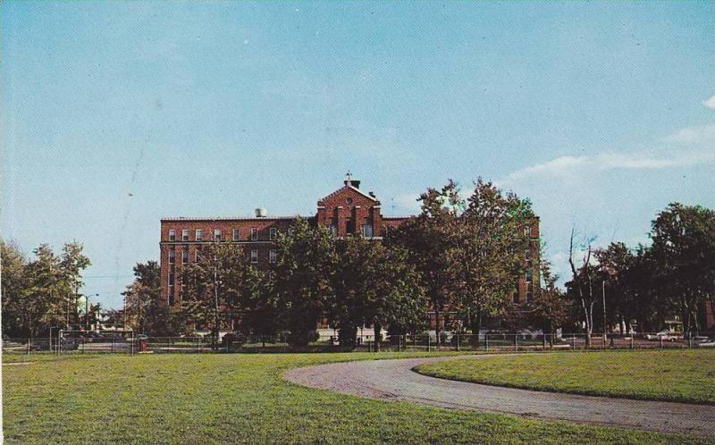 Hotel Dieu Hospital , VALLEYFIELD , Quebec , Canada , PU-1988