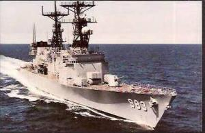 USS JOHN RODGERS DD-983