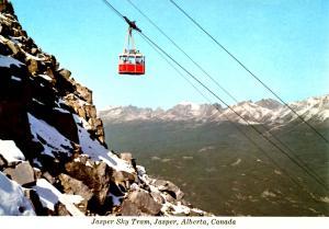 Canada - Alberta, Jasper  (Aerial Lift)
