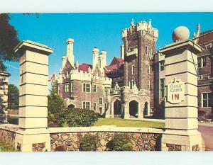 Pre-1980 TOWN VIEW SCENE Toronto Ontario ON p9909