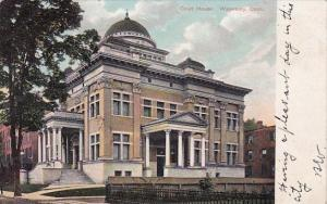 Court House Waterbury Connecticut 1910