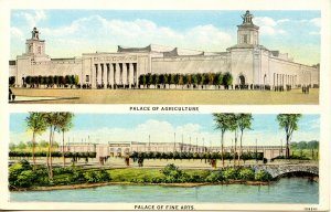 PA - Philadelphia. Sesqui-Centennial Int'l Exposition, 1926.  Palace of Agric...