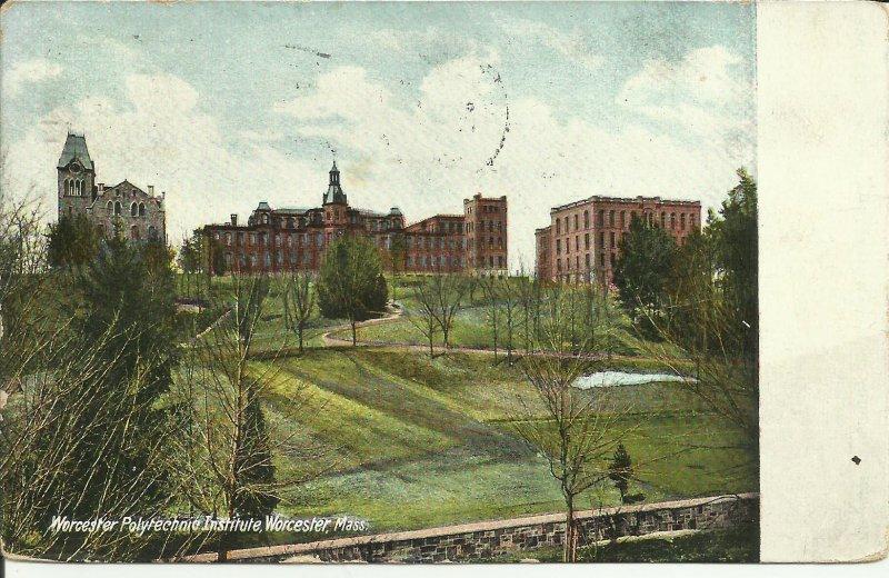 Worcester Polytechnic Institute, Worcester, Mass.