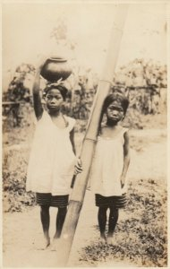 RP: PHILIPPINES , 00-10s ; Two kids
