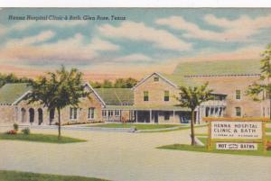 Texas Glen Rose Hanna Hospital Clinic & Bath