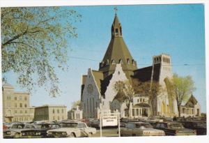 La Basilique, Cap-De-La-Madeleine,Quebec, Canada, 40´s-60´s