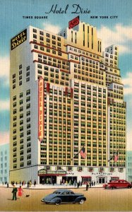 New York City Hotel Dixie Times Square