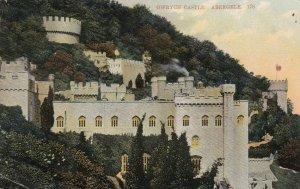 ABERGELE , Wales , 1906 ; Gwrych Castle