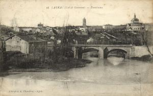CPA Layrac Panorama Lot et Garonne (100647)