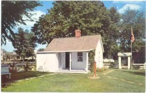 Birthplace of President Herbert Hoover West Branch Iowa IA