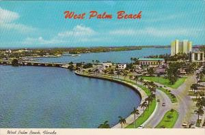 West Palm Beachses New Scenic Cove Drive Along The Shores Of Lake Worth Showi...