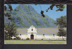 The Ronnie Van Rooyan Cellar,South Africa Postcard BIN