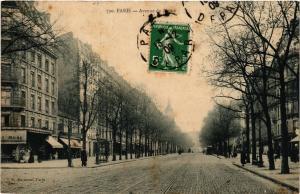 CPA Paris 14e PARIS, Avenue du Maine (310845)