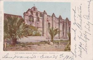 San Gabriel Mission Bells San Gabriel California 1904