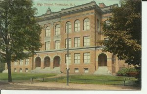 Pawtucket, R.I., High School