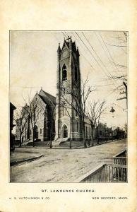 MA - New Bedford. St Lawrence Church