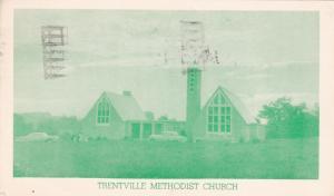 Trentville Methodist Church, Tennessee, PU-1962