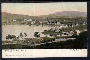 Lovely Whycocomagh,Cape Breton,Nova Scotia,Canada