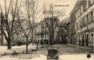 CPA Meyrueis - Quai de la Barriere et Place d'Orleans (638334)