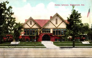 California Hollywood Public Library