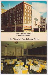 Temple Square Hotel, Salt Lake City UT