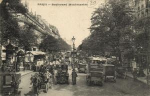 CPA Paris 9e (Dep. 75) Boulevard Montmartre (78233)