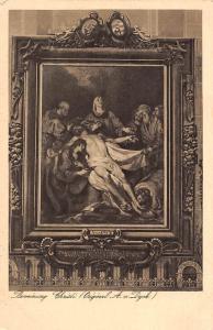 Lamentation of Christ, Beweinung Christi, Anthony van Dyck, Frankfurt am Main po