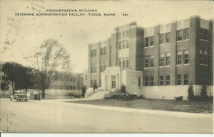 Togus, Maine, Administration Building, Veterans Administration Facility