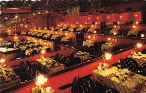KANSAS CITY MO TIFFANY'S ATTIC DINNER PLAYHOUSE~ATTIC KAZOOS POSTCARD 1960s