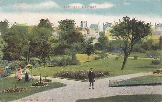 Dane Park, Margate, Kent, England, United Kingdom, PU-1911