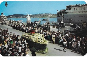 Bermuda Easter Parade Circa 1970 Sponsored by Bermuda Chamber of Commerce