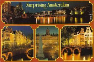 Netherlands Amsterdam Holland Surprising Amsterdam